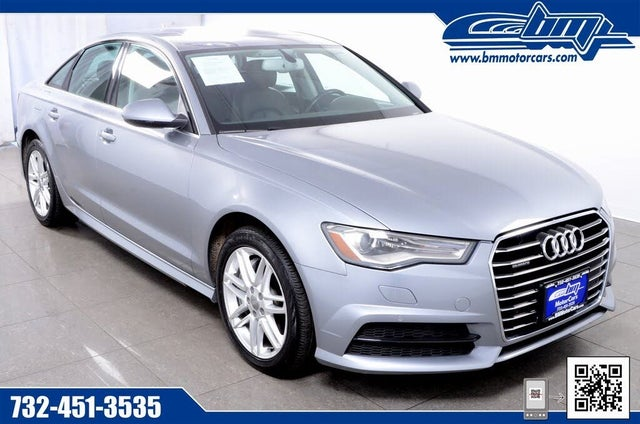 2017 Audi A6 3.0T quattro Premium Plus Sedan AWD