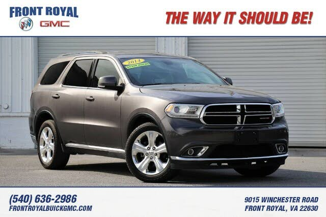 2014 Dodge Durango Limited AWD