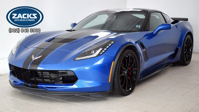 2019 Chevrolet Corvette Grand Sport 2LT Coupe RWD