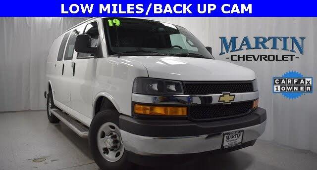 2019 Chevrolet Express Cargo 2500 RWD