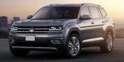 2019 Volkswagen Atlas 3.6L Execline 4Motion AWD with R-Line