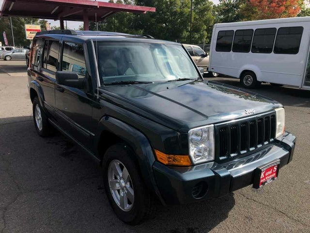 Used Jeep Commander For Sale In Beaverton Or Cargurus