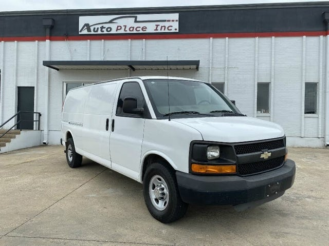 2010 Chevrolet Express Cargo 3500 Extended RWD