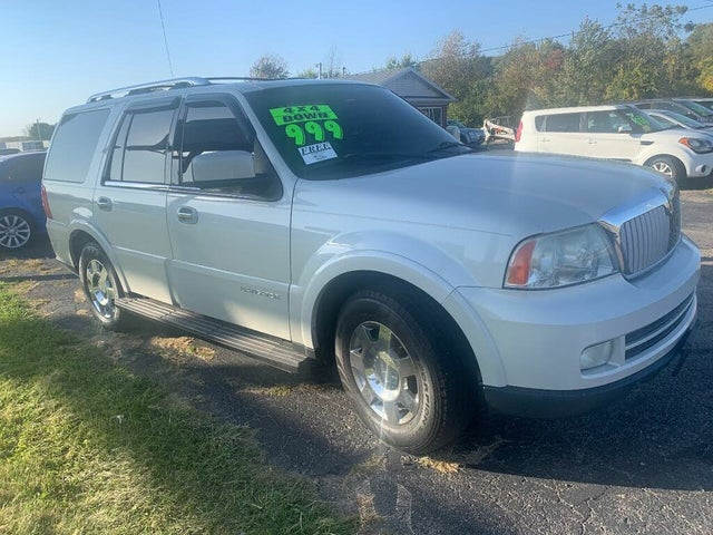 2006 Lincoln Navigator Luxury 4WD