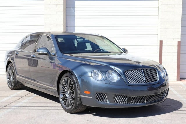 2012 Bentley Continental Flying Spur Speed AWD
