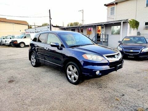 2008 Acura RDX SH-AWD with Technology Package