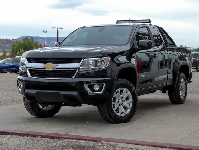 2017 Chevrolet Colorado LT Extended Cab LB 4WD