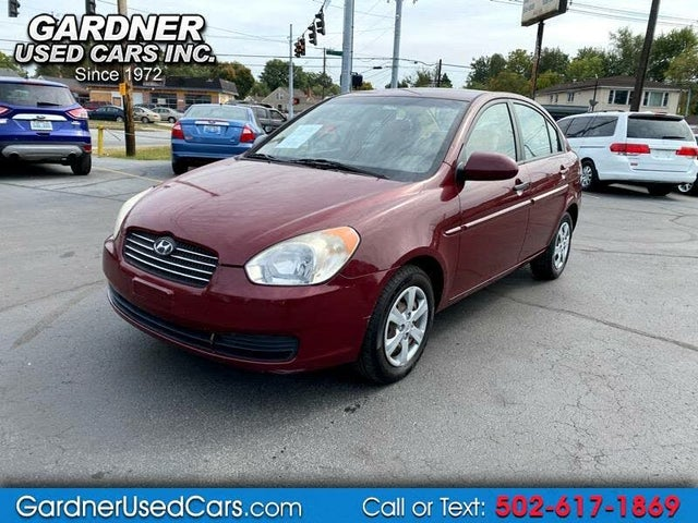 2009 Hyundai Accent GLS Sedan FWD