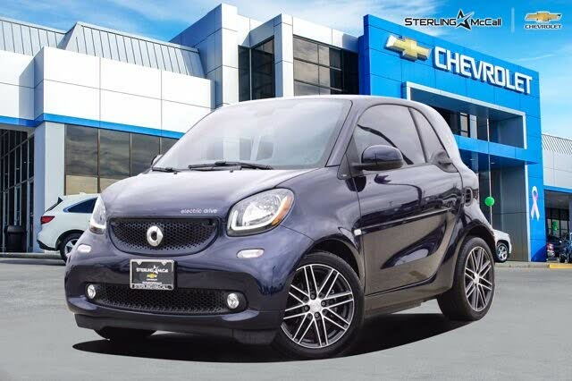 2018 smart fortwo electric drive prime hatchback RWD