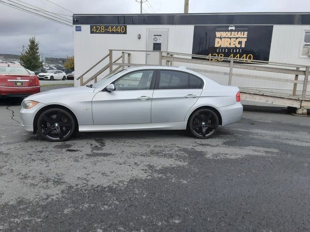 2008 BMW 3 Series 335xi Sedan AWD