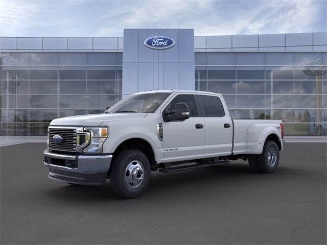 2020 Ford F-350 Super Duty XL LB DRW 4WD