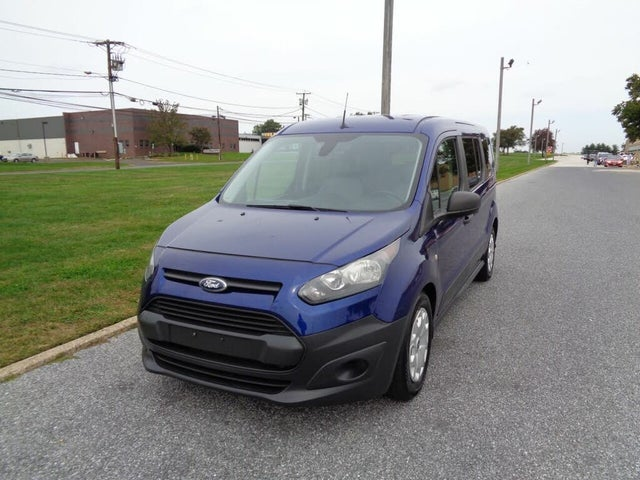 2014 Ford Transit Connect Wagon XL LWB FWD with Rear Cargo Doors