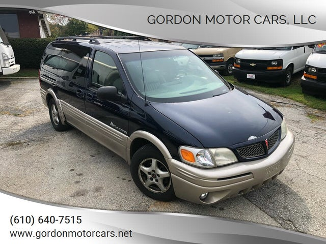 used 2001 pontiac montana for sale right now cargurus used 2001 pontiac montana for sale