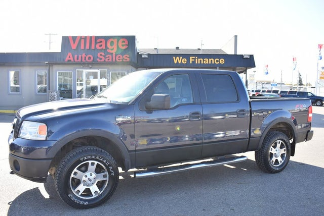 2006 Ford F-150 FX4 SuperCrew Styleside 4WD