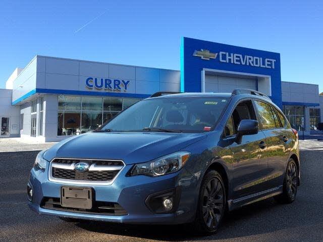 2014 Subaru Impreza 2.0i Sport Premium Hatchback