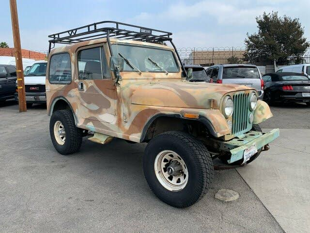 1983 Jeep CJ-7 4WD