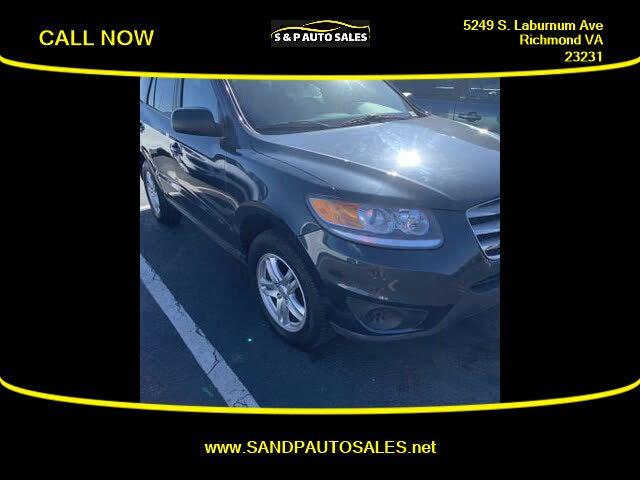 2012 Hyundai Santa Fe 3.5L GLS AWD