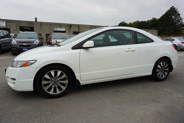 2010 Honda Civic Coupe EX-L