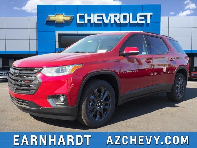 2020 Chevrolet Traverse RS FWD