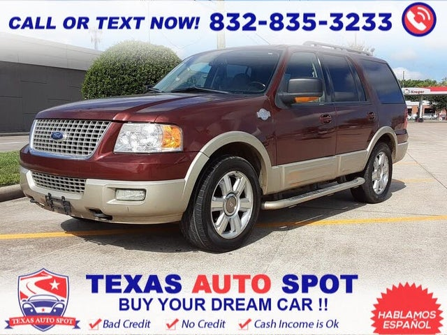 2006 Ford Expedition King Ranch 4WD
