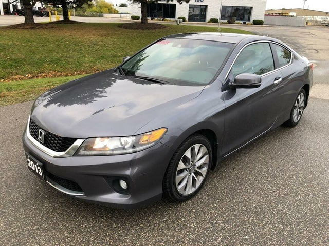 2013 Honda Accord Coupe EX-L with Nav