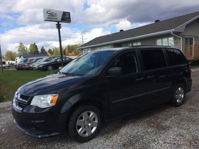 2011 Dodge Grand Caravan SE Canada Value Package FWD