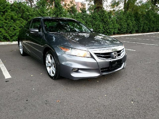 2011 Honda Accord Coupe EX-L V6