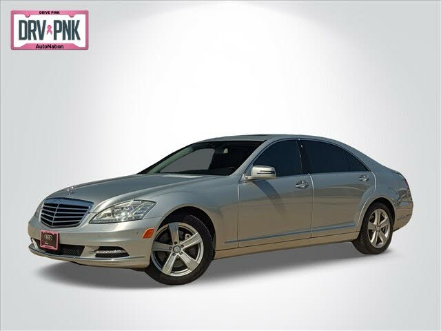 2012 Mercedes-Benz S-Class for Sale in Lancaster, TX ...