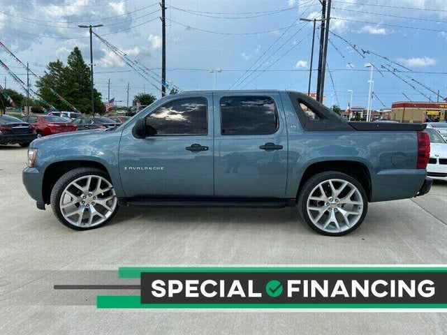 2009 Chevrolet Avalanche LS RWD