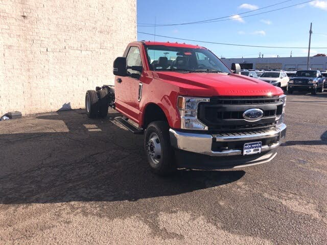 2020 Ford F-350 Super Duty Chassis XL DRW LB 4WD