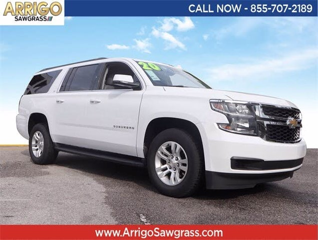 used 2020 chevrolet suburban 1500 lt rwd for sale right now cargurus cargurus