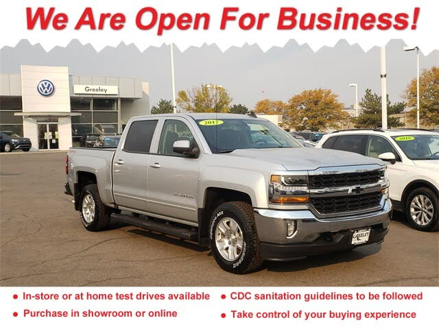 Used 2016 Chevrolet Silverado 1500 For Sale Right Now Cargurus