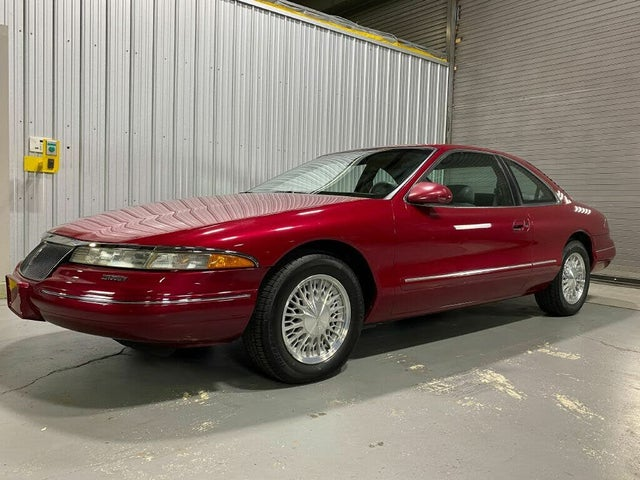 1994 Lincoln Mark VIII 2 Dr STD Coupe