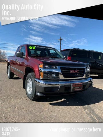 2007 GMC Canyon 2 Dr SLE1 Extended Cab 2WD