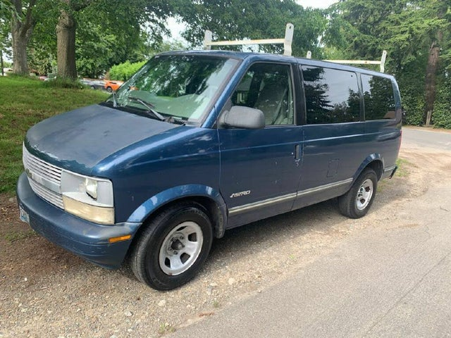 1998 Chevrolet Astro Extended RWD