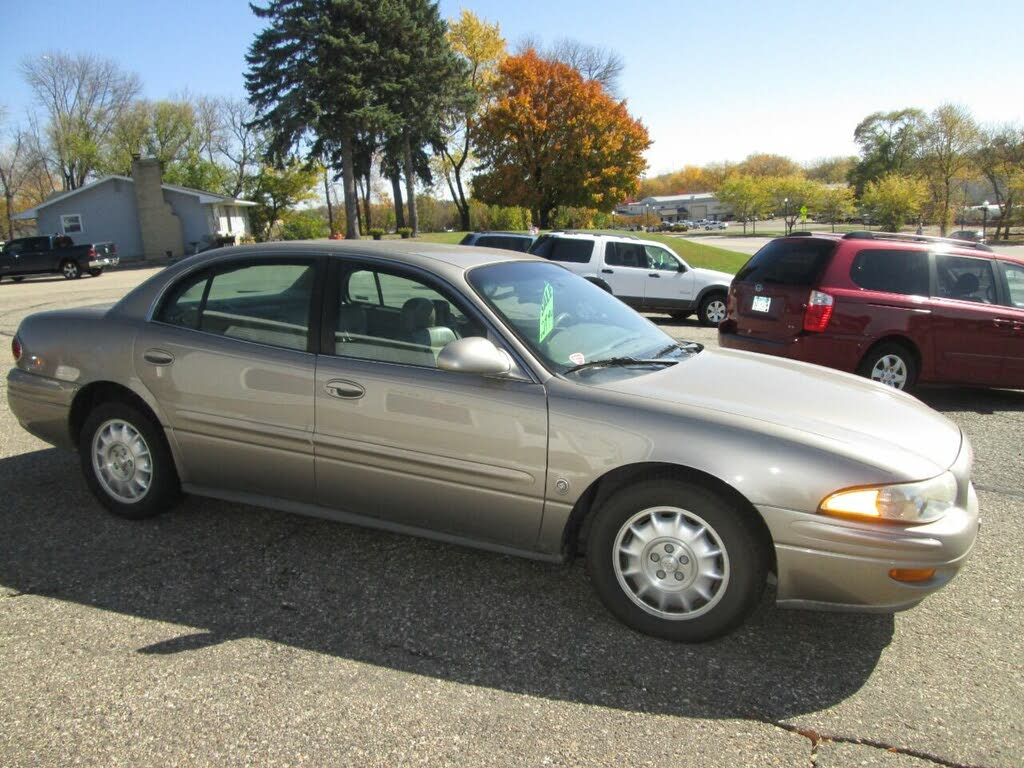 used 2001 buick lesabre limited sedan fwd for sale right now cargurus used 2001 buick lesabre limited sedan