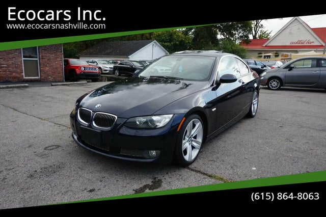 2008 BMW 3 Series 335i Coupe RWD