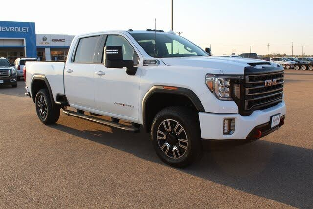 2020 gmc sierra 2500hd at4 crew cab 4wd for sale in