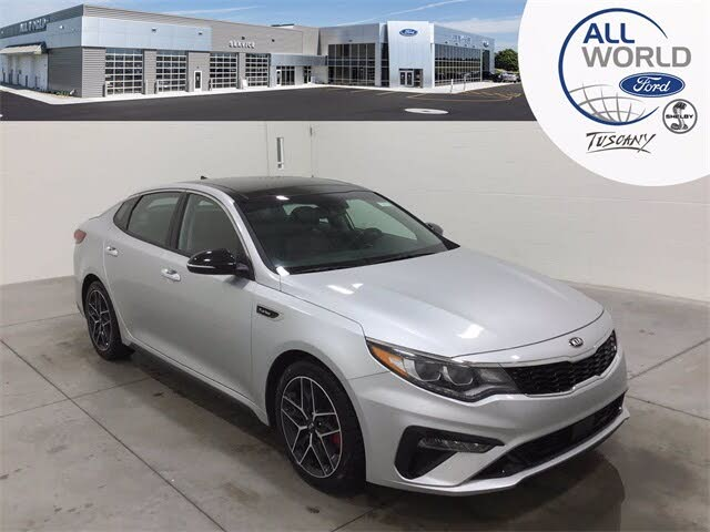 2019 Kia Optima SX Turbo FWD