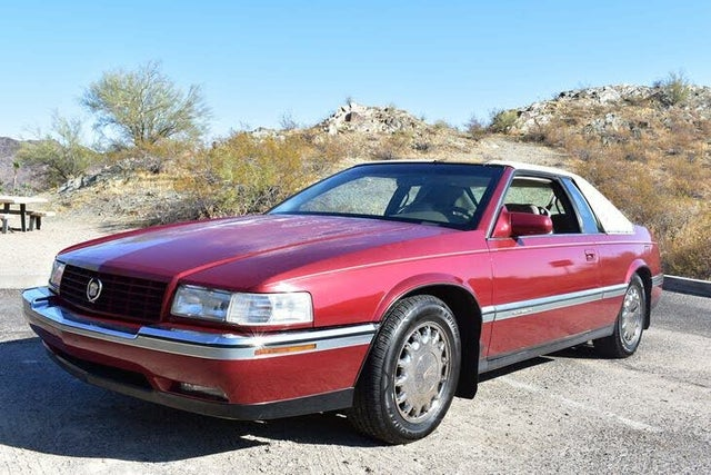 used 1992 cadillac eldorado for sale right now cargurus used 1992 cadillac eldorado for sale