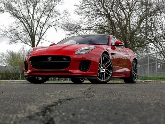 2020 Jaguar F-TYPE Checkered Flag Limited Edition Coupe RWD