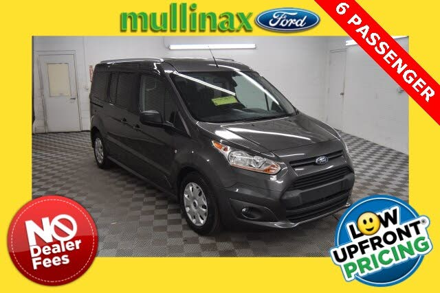 2017 Ford Transit Connect Wagon XLT LWB FWD with Rear Cargo Doors
