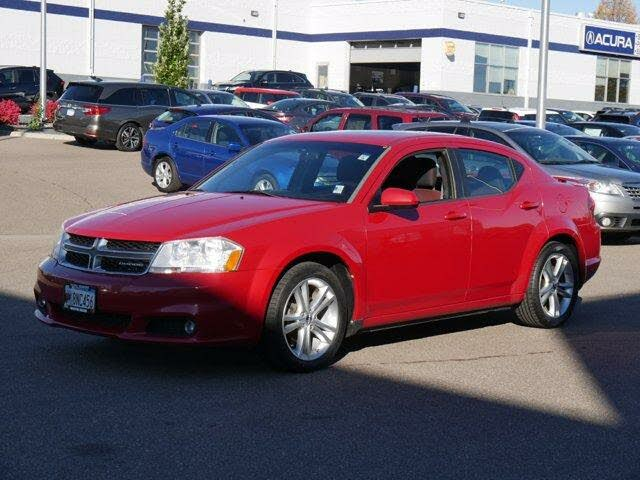 2011 Dodge Avenger Heat FWD