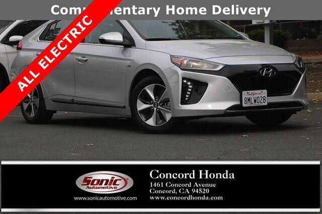 2019 Hyundai Ioniq Electric Limited FWD