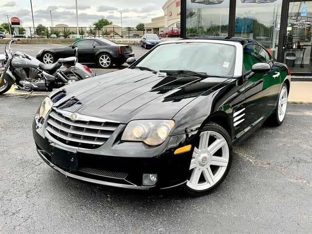 2005 Chrysler Crossfire Limited Coupe RWD