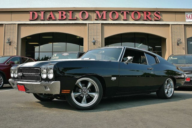1970 Chevrolet Chevelle SS Hardtop Coupe RWD