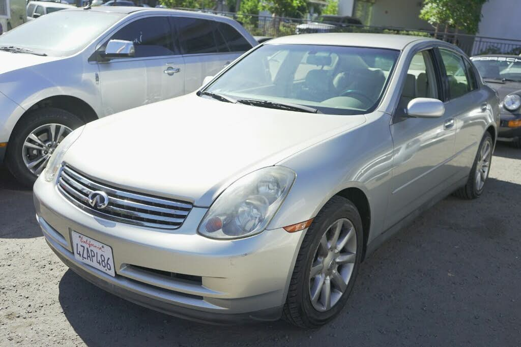 used infiniti g35 for sale in sacramento ca cargurus used infiniti g35 for sale in