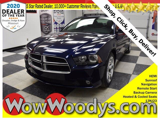 2013 Dodge Charger R/T Max RWD