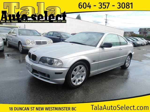 2003 BMW 3 Series 325Ci Coupe RWD