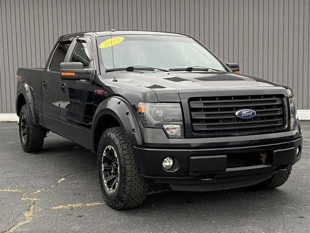 2021 Ford F-150 Lariat SuperCrew 4WD for Sale in Detroit ...